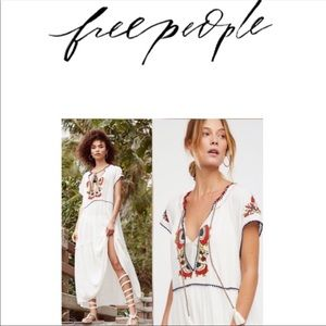 Free People Daisy Fields Maxi Dress